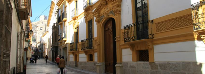Lorca murcia en plats d r du kan uppleva historien - Lorca murcia fotos ...